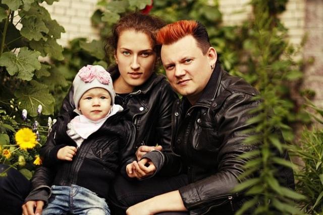 Вторая - Агата Нигровская, в браке с которой родилась дочка Алиса.