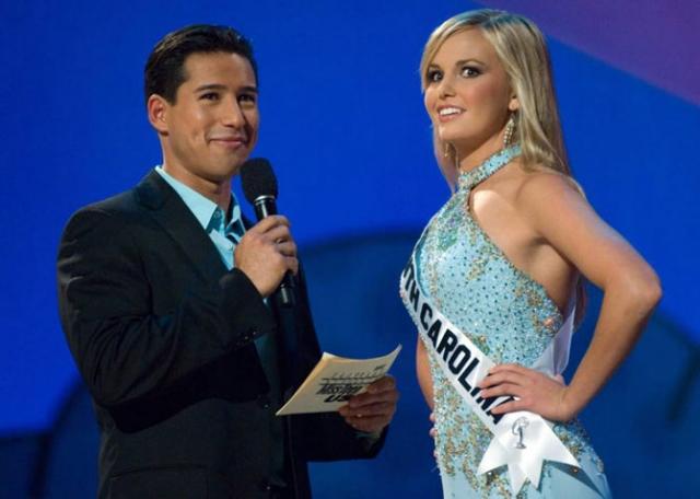 Мисс Южная Каролина Лорен Кейтлин стала сенсацией интернета, благодаря своим нелепым ответам во время конкурса красоты Мисс тинэйджер США в августе 2007 года. Ей попался вопрос о том, почему каждый пятый американец не может отметить свою страну на карте.