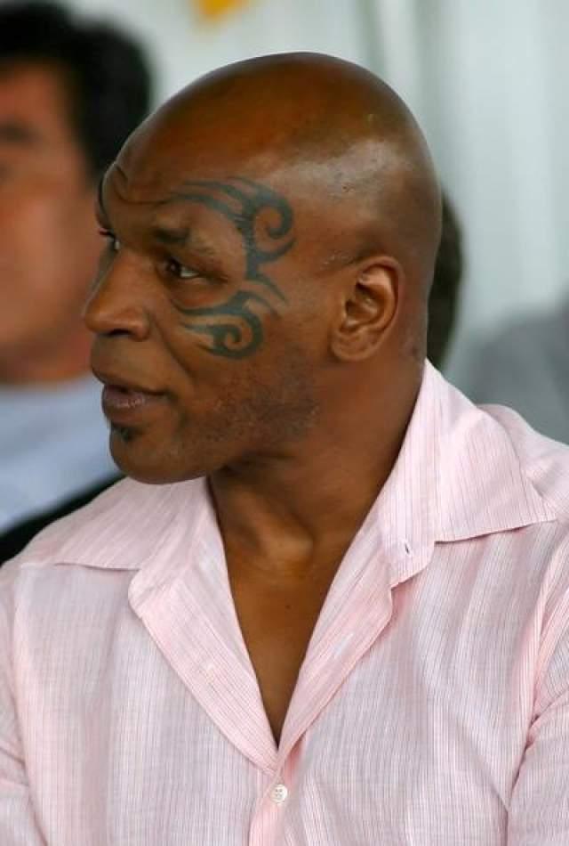 6. Майк Тайсон, 54 лет, боксер Нарушение закона: изнасилование, избиение папарацци