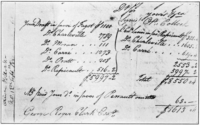 """Впервые данное сокращение замечено в письме Оливера Поллока, датированное 1778 годом, где одна и та же сумма записана сначала с использованием сокращения """"Ps"""", а затем символа, идентичного современному знаку """"$""""."""