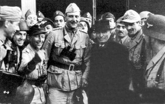 Собственно уже в Иране советские тайные агенты - армянин Геворк и его соратники сделали невероятное и перевербовали почти всех диверсантов из группы Скорцени и таким образом ликвидировали опасность для лидеров союзников.