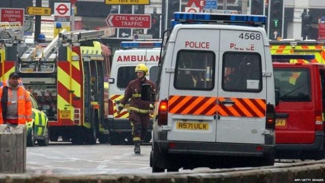 7 июля 2005 года в британской столице произошло 4 скоординированных взрыва.