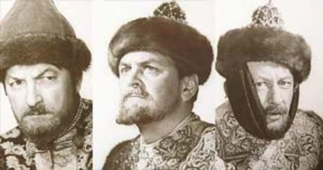"""В """"Иваны Васильевичи"""" метили сразу восемь актеров. Среди них Евгений Евстигнеев, который не понравился худсовету. Георгия Вицина не взяли из-аз того, что он ассоциировался со знаменитой троицей. Юрий Яковлев сразу же понравился комиссии и как царь, и как Бунша."""