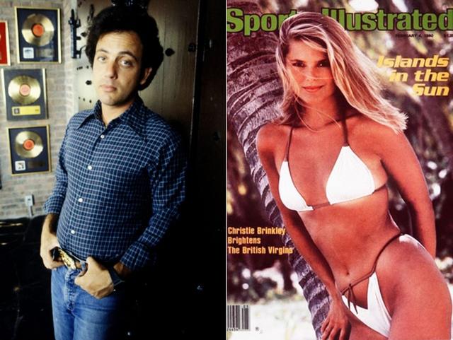 Кристи Бринкли. Супермодель была в отношениях с Билли Джоелом с 1985 по 1994.