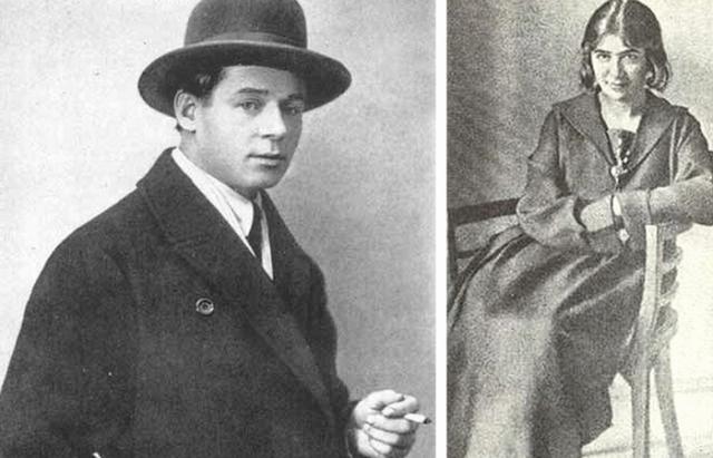 """Вскоре Дункан получила телеграмму: """"Я люблю другую. Женат. Счастлив. Есенин"""". Поэт имел в виду Галину Бениславскую, женщину, у которой он поселился сразу после возвращения, но женат на ней официально не был."""