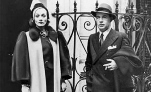 Марлен Дитрих. Дитрих уехала из Германии в Голливуд по приглашению компании Paramount и снялась в шести голливудских фильмах.
