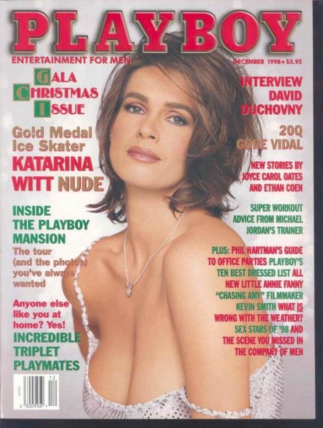 Номер с Катариной на обложке стал вторым по популярности выпуском за всю историю издания.
