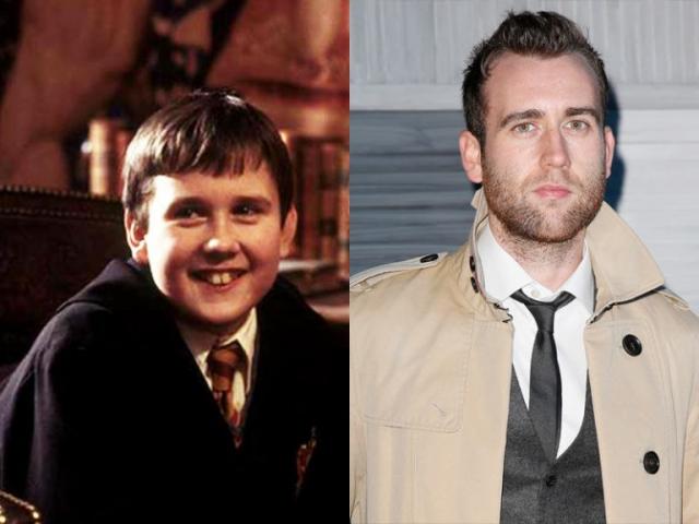 """Мэттью Льюис , """"Гарри Поттер""""."""