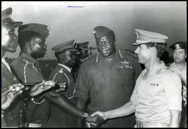 Полковник выступал за создание Соединенных Штатов Африки - то есть США.
