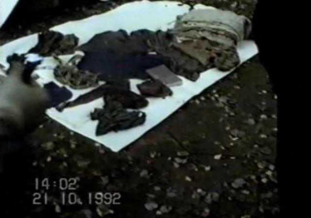 За Головкиным организовали слежку. 19 октября 1992 его задержали.