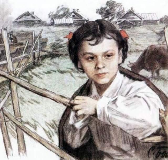 Михеенко завели для допроса в избу. В пальто у нее была ручная осколочная граната, которую она бросила в патрульных, но снаряд по непонятным причинам не взорвался. Ларису Михеенко после допроса, сопровождавшегося пытками и издевательствами, расстреляли 4 ноября 1943 года.