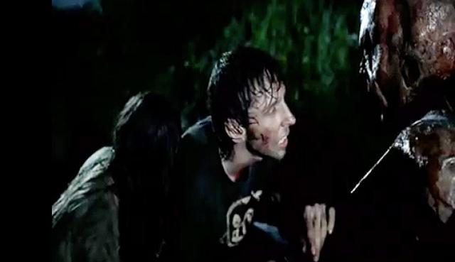 """""""Топор"""". Самый долгожданный момент во всех фильмах ужасов - это финал, в котором герои (выжившие), облегченно выдохнув, смотрят в светлое будущее. Но только не в этом фильме."""
