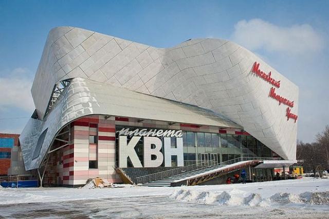 Еще будучи премьер-министром, на встрече с мэром Сергеем Собяниным и бессменным ведущим КВН Александром Масляковым он предложил создать в Москве Дом КВН.