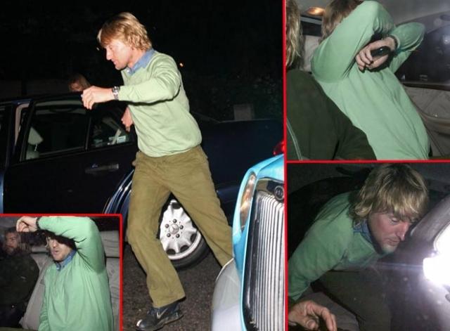 """26 августа 2007 года Уилсона привезли на """"скорой"""" в больницу Санта-Моники после попытки самоубийства."""