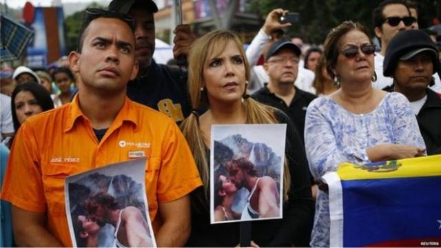 """Их дочь чудом осталась жива. Полиция арестовала убийц, но это послужило слабым утешением. Президент Венесуэлы тогда назвал эту трагедию """"потерей десятилетия"""" и лично контролировал ход расследования."""