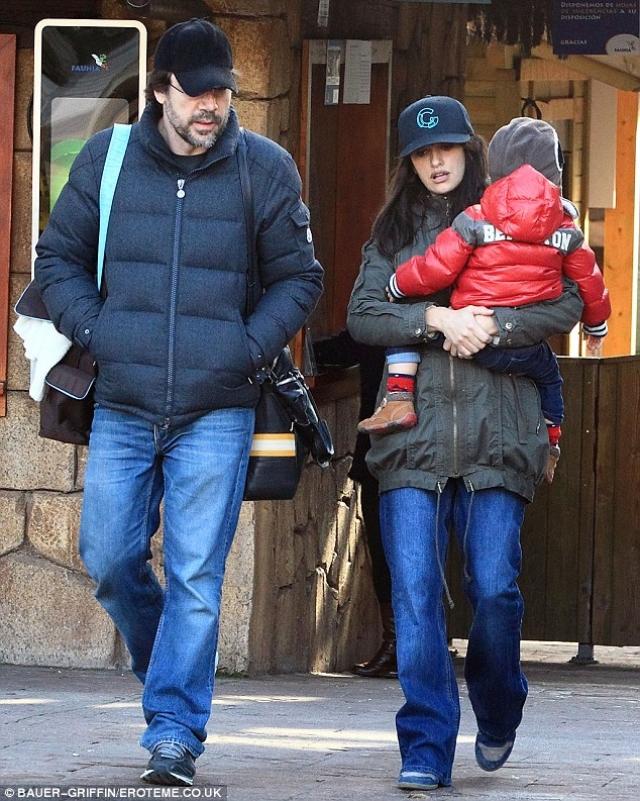 Сейчас у счастливой актерской пары двое детей и предложения от лучших режиссеров Голливуда.