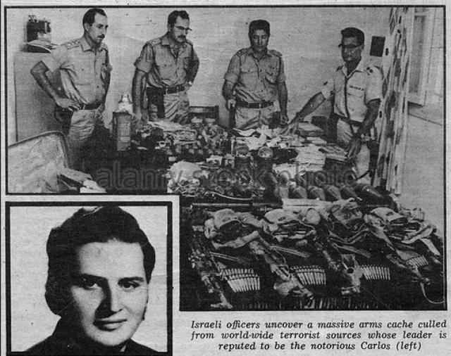 В 1978 г. после смерти Ваддей Хаддада Карлос отдалился от НФОП. Известно, что между 1976 и 1985 гг. Карлос действовал из Венгрии, где у него хранилось оружие.