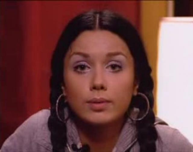 """Анастасия Ягайлова (""""Большой брат""""). После проекта она приняла участие в """"Доме-2"""", но быстро ушла из шоу."""