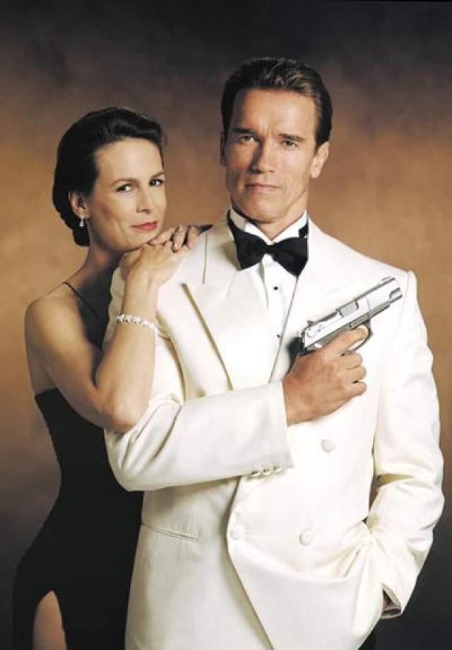 1994 год: «Правдивая ложь» с Джереми Ли Кертис.
