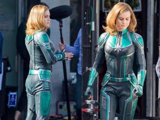 """""""Капитан Марвел"""" уже вышел на экраны, а сама актриса во всю дает интервью и признается, как ей было тяжело сниматься без дублера."""