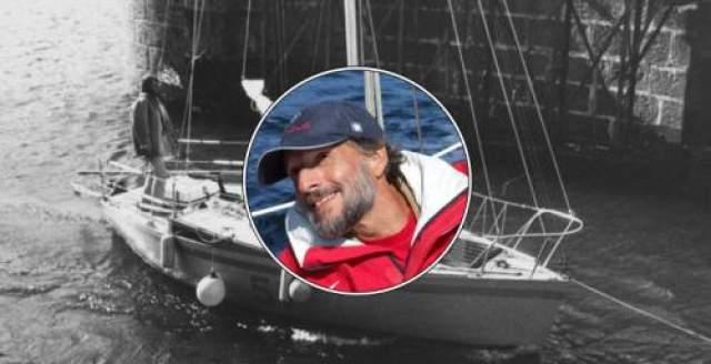 """76 дней на надувном плоту Яхтсмен из США Стивен Каллахэн собирался принять участие в одиночной гонке через Атлантический океан на паруснике """"Наполеон Соло"""", но случилось непредвиденное - по словам спортсмена, судно протаранил кит и корабль пошел на дно."""