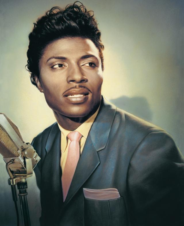 """Так вот, этот неординарный вокалист в 1957-м оставил звездную карьеру и обратился к Богу. Правда, через пять лет вернулся - и успешно промузицировал еще много лет. В 1986-м вышел альбом """"Lifetime Friend"""", затем певец одним из первых входит в """"Зал славы рок-н-ролла"""", и широкая карьера была окончена."""