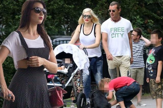 Гэвин Россдейл. Рокер с 1996 года рокер находился в отношениях с Гвен Стефани, которая родила ему троих сыновей. В 2004 году выяснилось, что музыкант является не только крестным, но и биологическим отцом Дейзи Лоу, с матерью которой он крутил роман в конце 80-х.