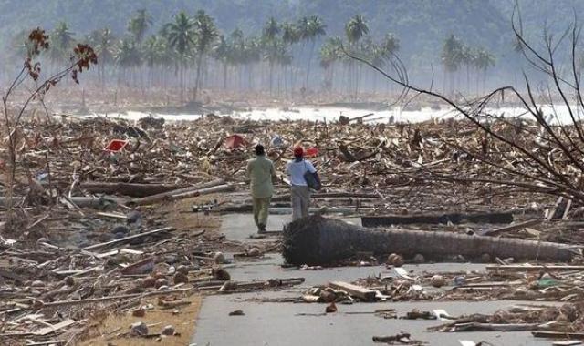 В январе 2005 года шри-ланкийский пенсионер Упали Гунасекера рассказал порталу что от цунами его спас крокодил. Когда волна внезапно смыла его, старик успел ухватиться за бревно, проплывавшее неподалёку. Однако это бревно оказалось самым настоящим крокодилом. Упали заверяет, что животное не проявило никакой агрессии и спокойно вытащило его на берег в безопасном месте, после чего скрылось.
