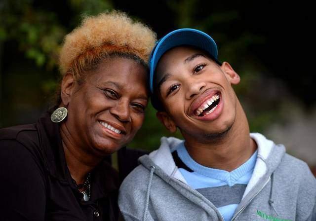 В реанимации спасли мальчика, которого назвали Чанселлором (на фото), а девушка впала в кому и спустя три недели умерла.
