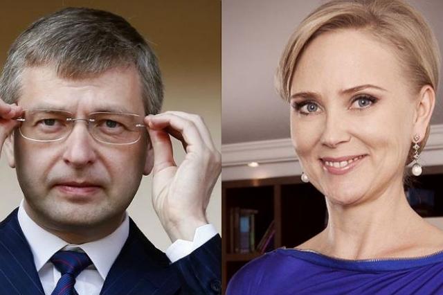 Елена и Дмитрий Рыболовлевы. Пожалуй, эта пара вела самый тихий образ жизни из всех представленных, на светских тусовках не появлялась, а заговорили о ней, только когда супруга в 2008 году подала на развод.