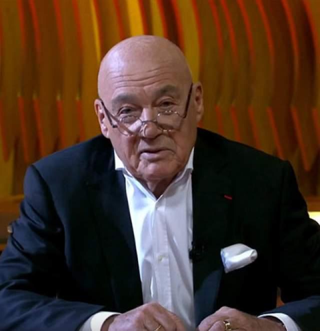 """Владимир Познер. """"У меня три гражданства, почему я должен выбирать, с кем я?"""" - сказал как-то телеведущий в интервью телеканалу """"Дождь""""."""