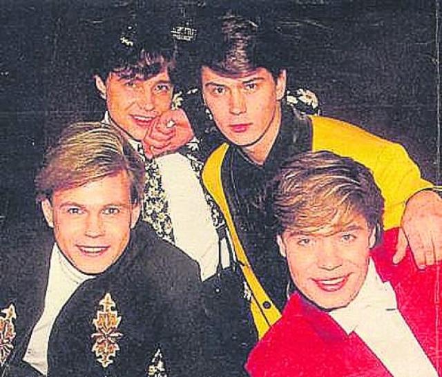 """Группа """"На-На"""". Музыкальная группа, созданная Бари Алибасовым, с 1989-го по 1999 год """"взрывала"""" танцполы российских городов."""