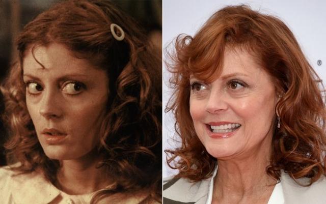 Сьюзан Сарандон. В 69 лет актриса блестяще выглядит.