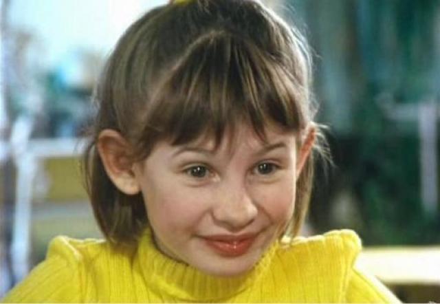 Анна Цуканова. Маленькая актриса сыграла в киножурнале целых 17 раз, постоянно меняя свой образ.