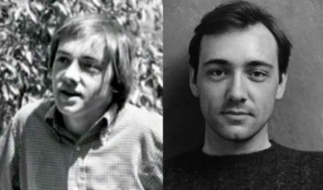 Кевин Спейси - отец приставал к нему в детстве, но главной жертвой сделал старшего брата актера, Рэндалла.