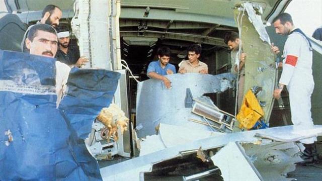 Смутил и тот факт, что аэропорт, с которого вылетел лайнер, также используется для базирования иранских истребителей.