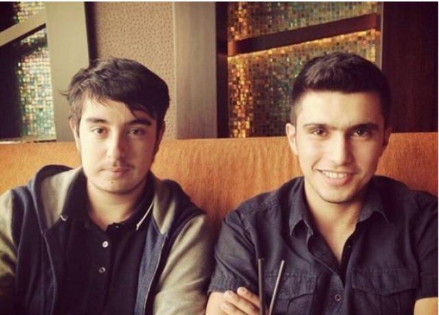 Младший брат девушек, Гейдар Алиев, названный в честь знаменитого деда, пока учится в университете.