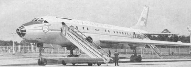 Катастрофа Ту-104 под Красноярском. Потеряв управление, самолет, следовавший по маршруту Хабаровск-Иркутск-Москва 30 июня 1962 года, вошел в штопор и разбился в 28 километрах от аэропорта Красноярска в таежной ложбине.