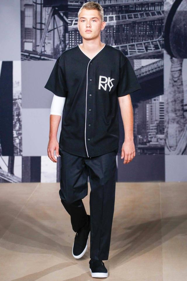 В июне 2014 года Рафферти дебютировал как лицо DKNY на неделе моды в Лондоне.