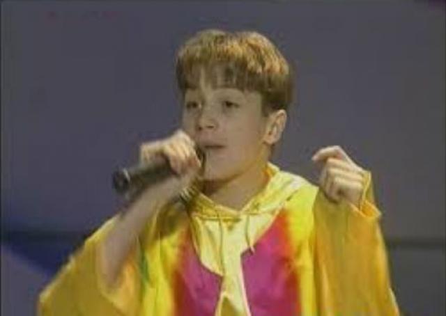 Сергей Лазарев. С четырех лет Сергей занимался спортивной гимнастикой и даже участвовал в соревнованиях.