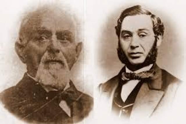 Якоб Йофис. Знаменитые джинсы Levi's тоже были созданы эмигрантом из Российской империи — Джекобом Дэвисом (Якобом Йофисом) совместно с Леви Страуссом.