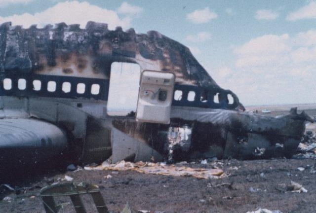 Ван Зантен был пилотом первого класса. За шесть месяцев до трагических событий он занимался тренировкой новых пилотов на полетном симуляторе.
