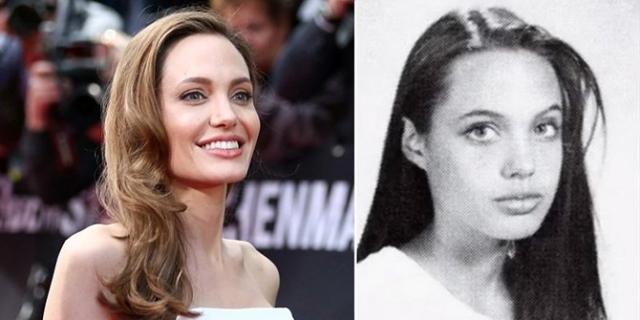 Анджелина Джоли , актриса