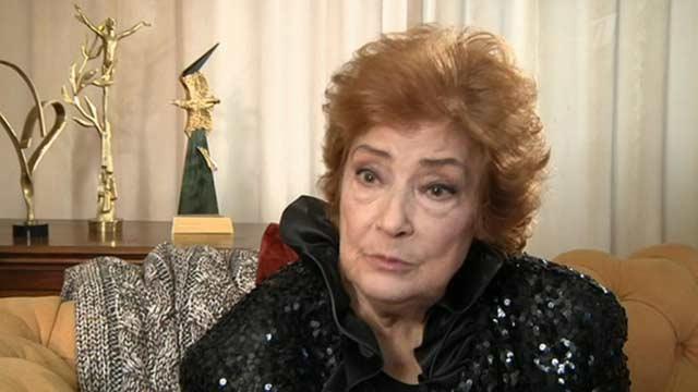 В день своего 80-летнего юбилея, 4 мая 2014 года, актриса была госпитализирована в отделение реанимации Боткинской больницы в тяжелом состоянии с ишемической болезнью сердца и гипертонией. Скончалась она в тот же день в 23:30 по московскому времени.