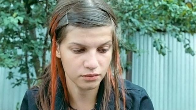 """Агния Кузнецова. В фильме """"Все умрут, а я останусь"""" 23-летняя актриса сыграла 14-летнюю девочку."""
