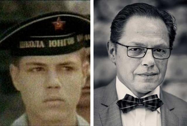 """Игорь Скляр впервые снялся в фильме """"Юнга Северного флота"""", когда ему было 16."""