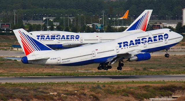 35. Банкротство Трансаэро. Сотни рейсов второй крупнейшей авиакомпании России были отменены. Сама компания 1 октября объявлена банкротом.