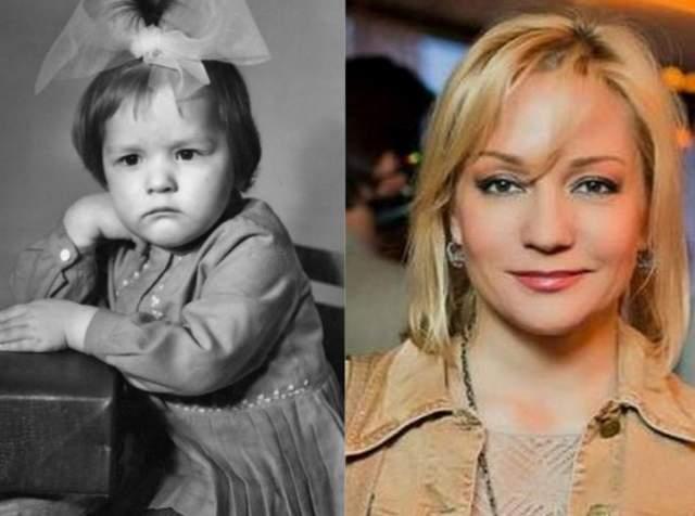 Татьяна Буланова, 49 лет.