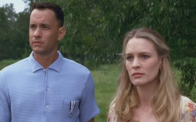 """Позже Райт удалось сняться в фильме """"Форест Гама"""", там актриса сыграла подругу героя Тома Хэнкса."""