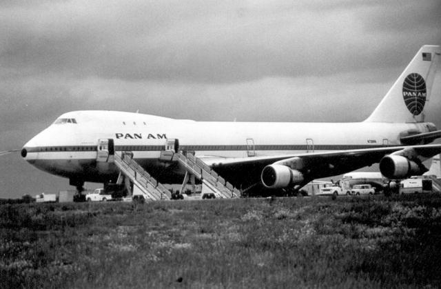 Рейсы 4805 и 1736 были одними из многих в тот день, которые были вынуждены совершить посадку в Лос-Родеос вместо запланированной посадки в Лас-Пальмас.